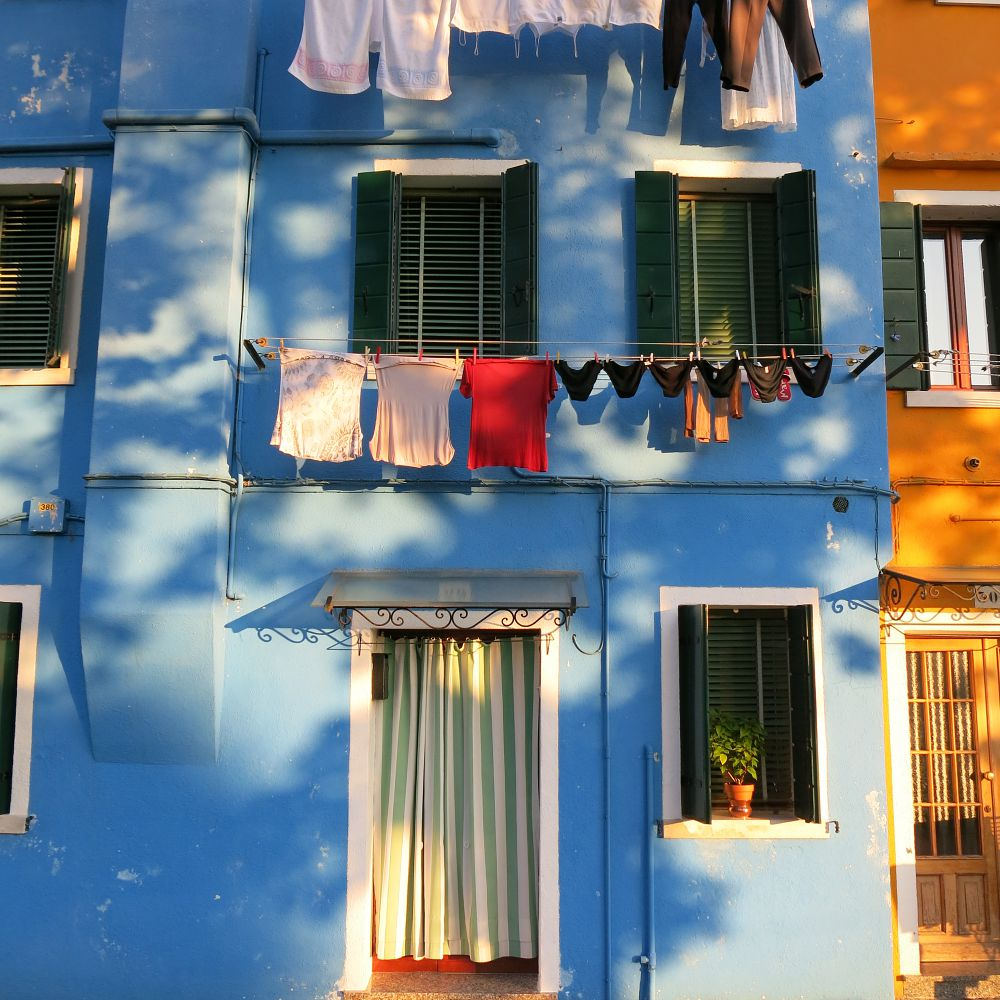 Colour Studies - Burano